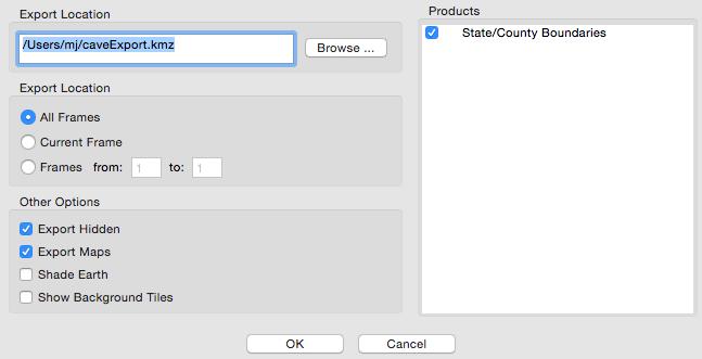 Import/Export - Unidata AWIPS User Manual