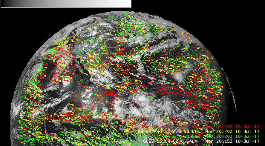 GOES 16/17 - Unidata AWIPS User Manual